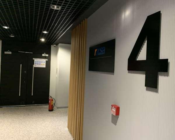 Nueva Oficina Madrid